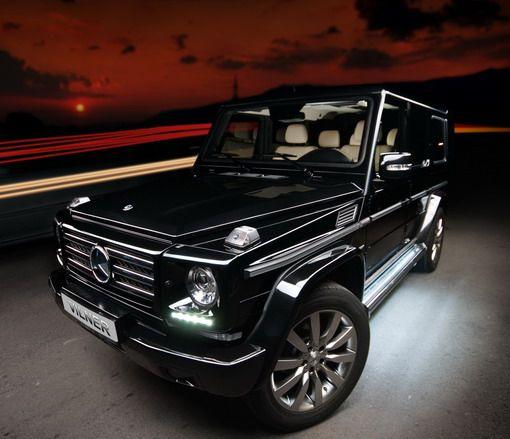 2012 Vilner Mercedes Benz G Class Mercedes Gclass Hot