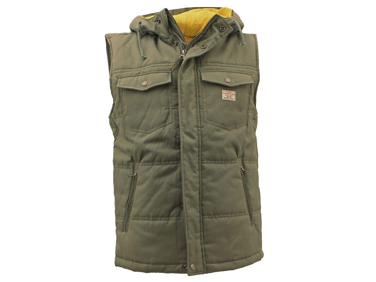 Chaqueta Gasbar Hooded Vest