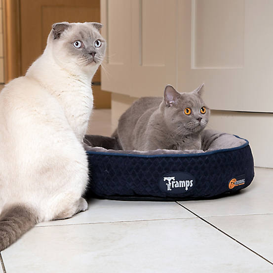 The Tramps Thermal, self heating pet beds use the same