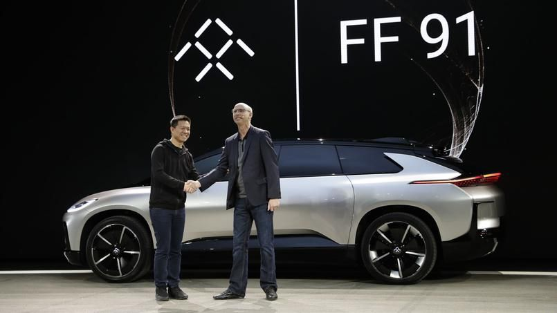 Troubled Electric Car Startup Faraday Future Is Trying To Raise $1 Billion  | Raising