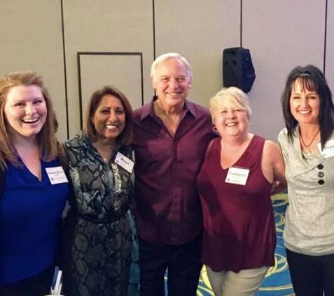 Training with Jack Canfield | Nannette Bosh
