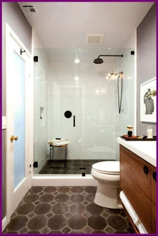 New Bathroom Tile Trends Small Modern Contemporary House Interior