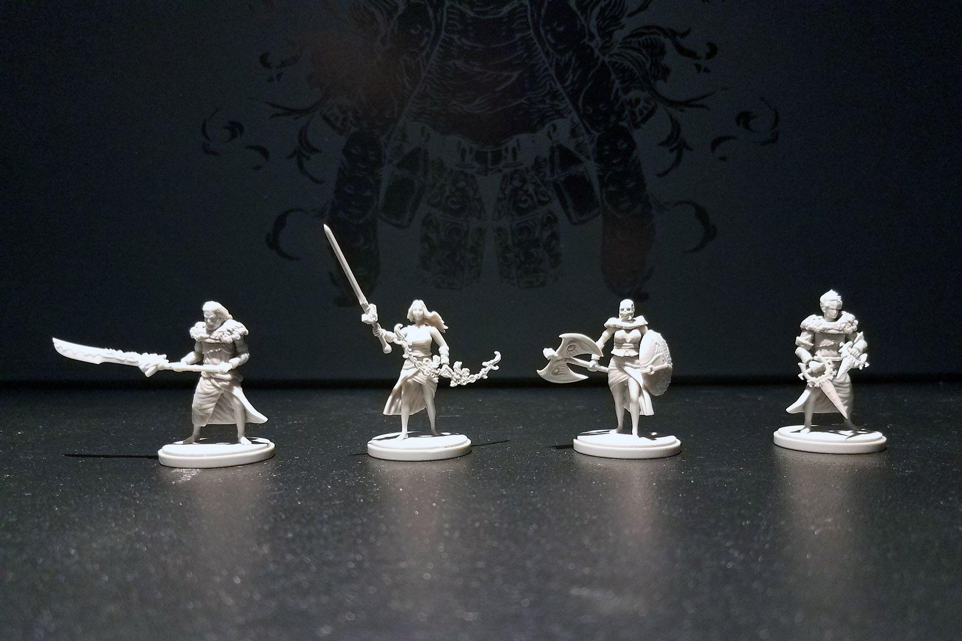 Magnetizing Kingdom Death Monster Survivors - A Primer | Kingdom ...