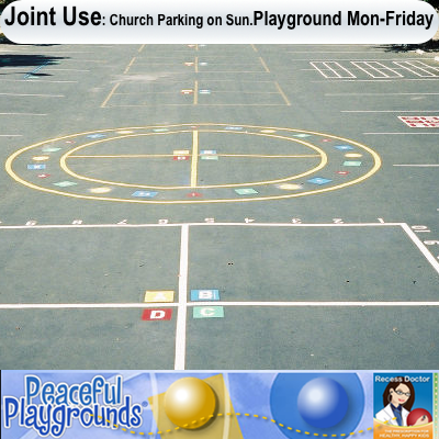 @peacefulplaygrounds How a parking lot became a playground. http://ow.ly/O90LJ #educhat #PE #edu