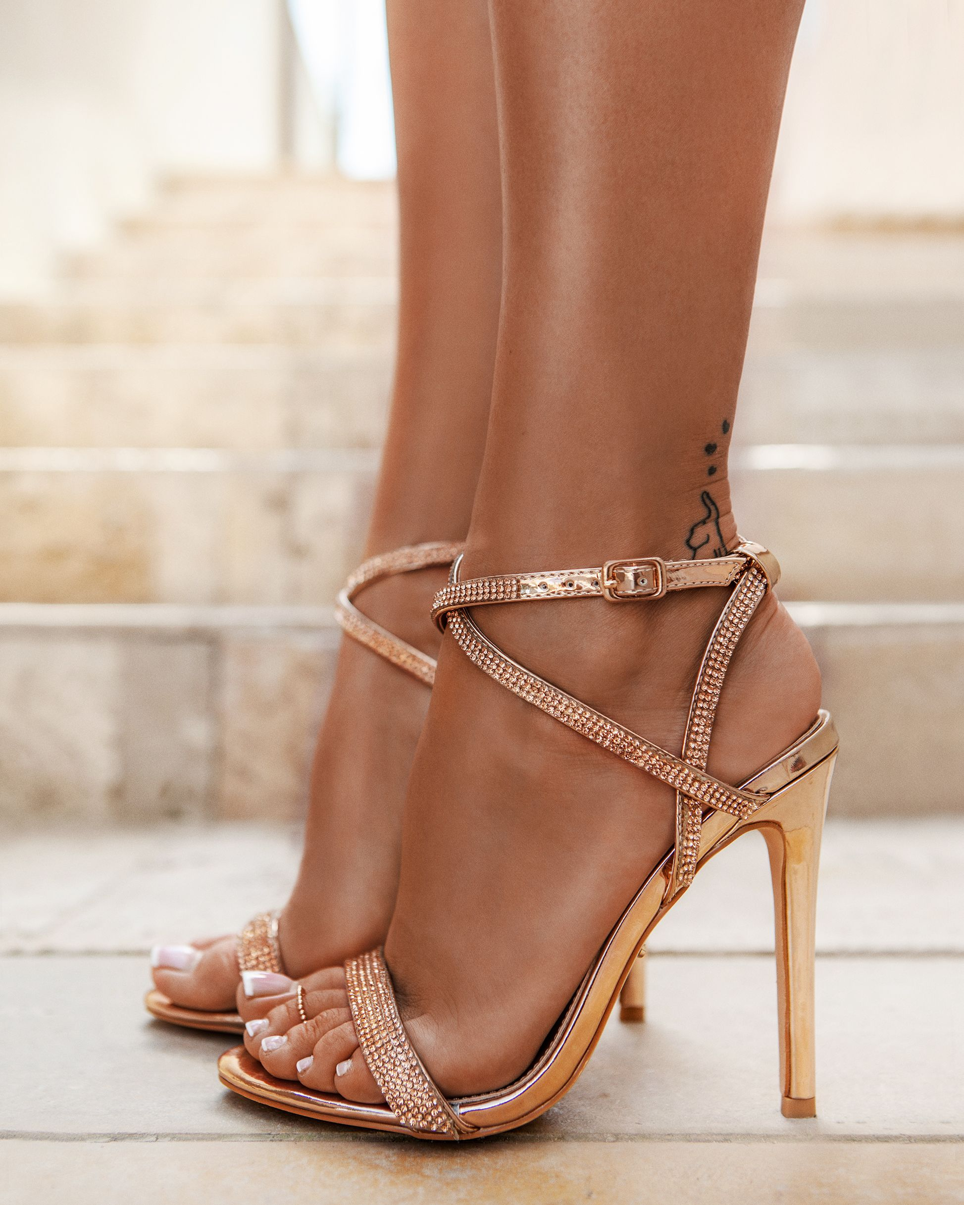 heels, Gold prom shoes, Prom heels