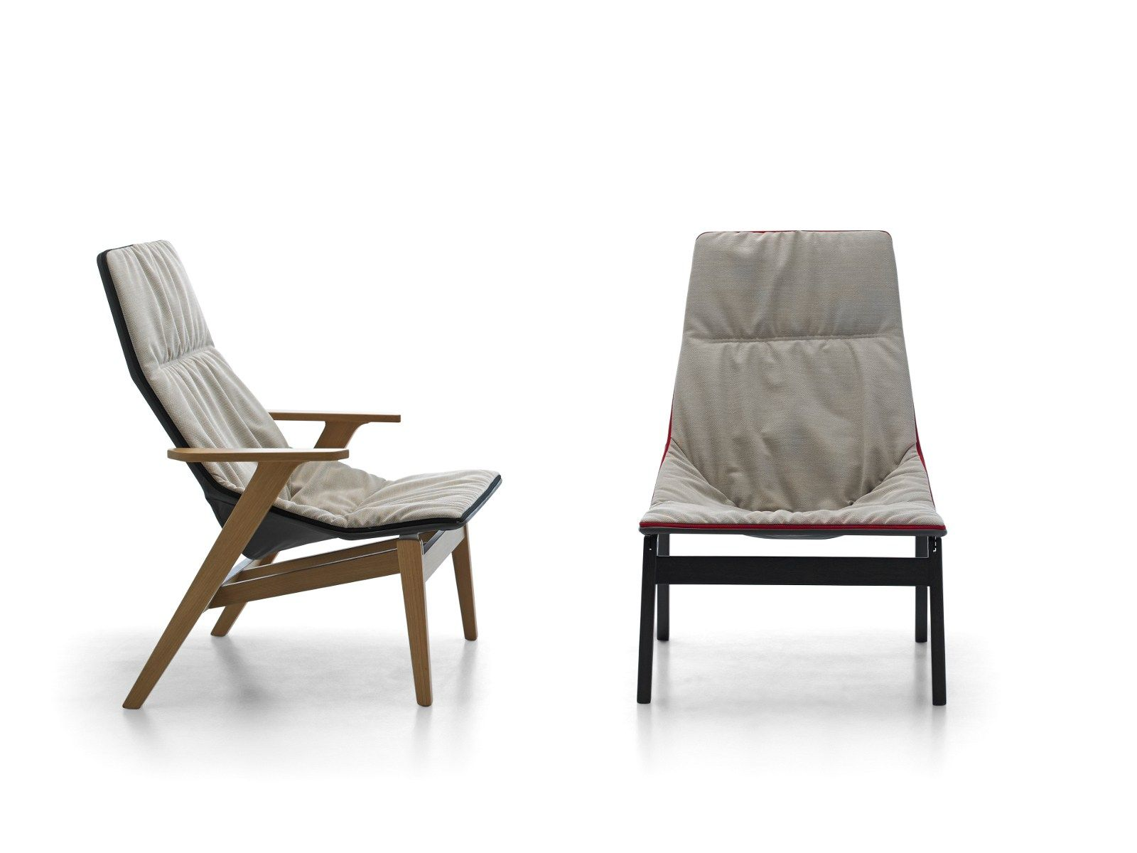 Image result for viccarbe ace wood | Lounge + Easy Chairs | Pinterest