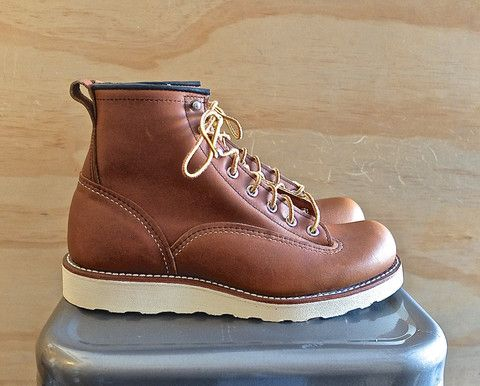 0e31b69db73 Red Wing Heritage (Japan) 2904 Lineman Oro-Iginal   Products ...