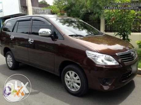 Toyota Innova For Sale Philippines Find 2nd Hand Used Toyota
