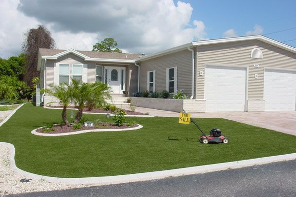how to change grass in yard