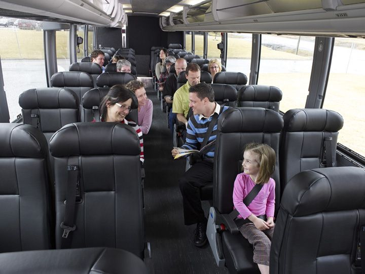 Gallery Images And Information Greyhound Bus Interior