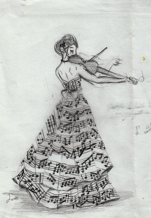 Photo of Elbisedeki notaları çalabilen..?