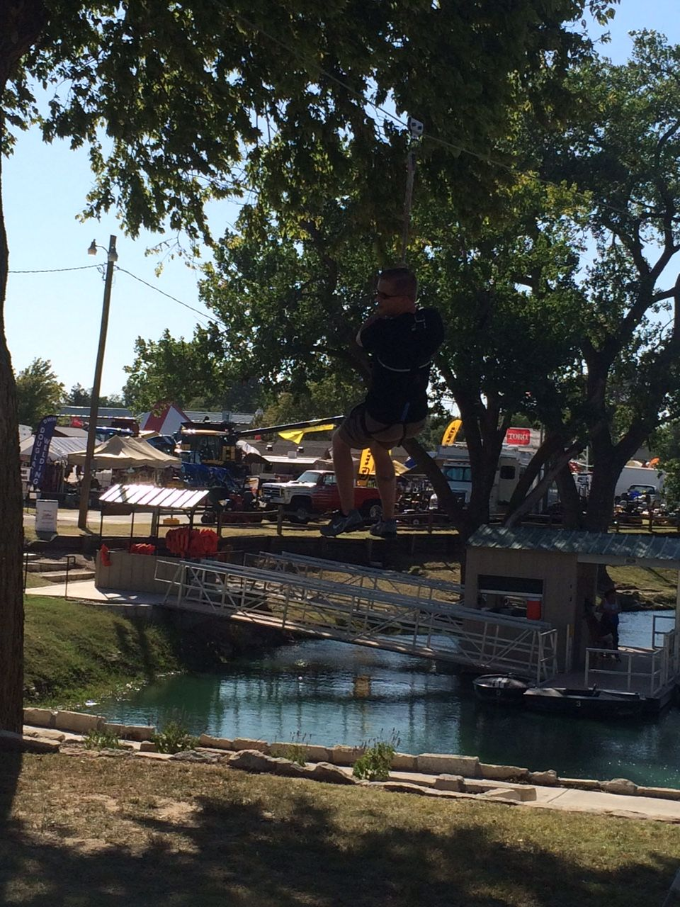 zipline (With images) Kansas state, Ziplining