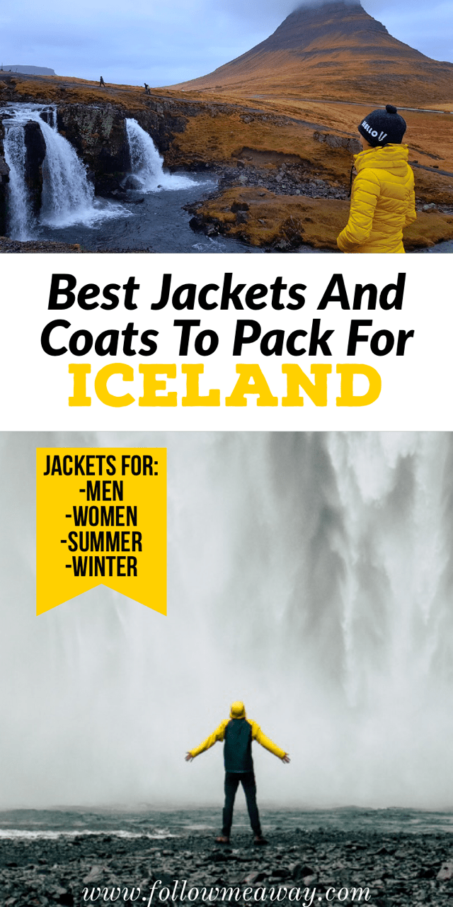 cc9fbdbf2c8 Best Jackets For Iceland To Pack Winter Or Summer