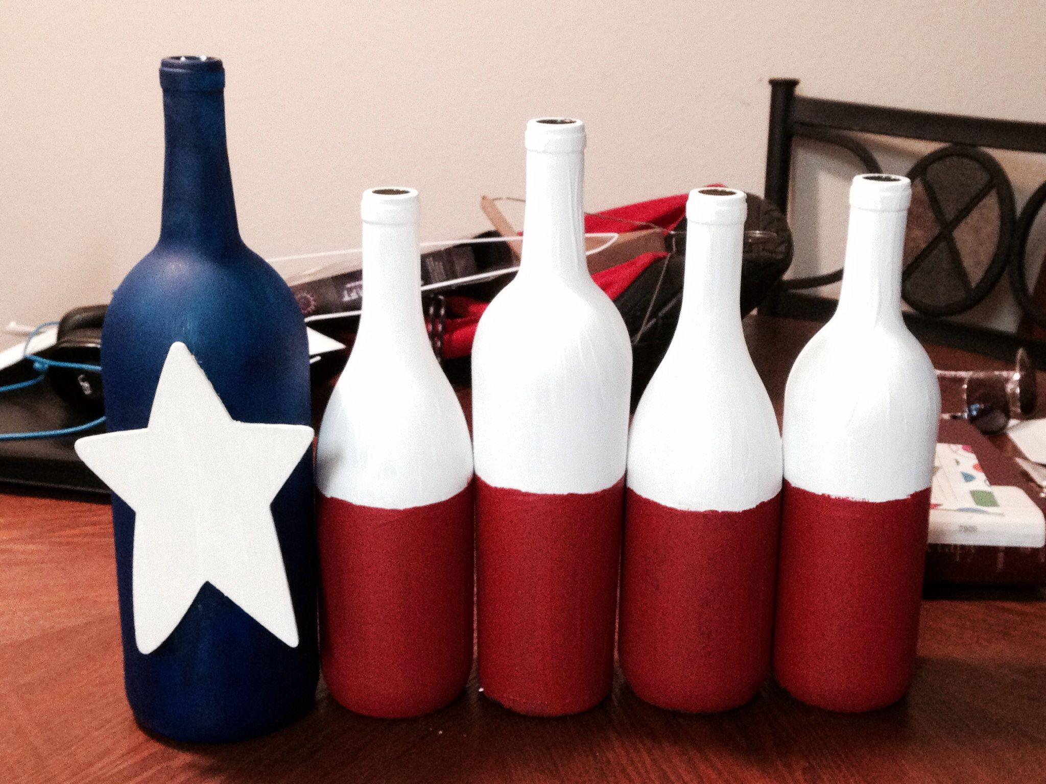 Texas Wine Bottles Bottles Decoration Wine Bottle Corks Wine Bottle Crafts