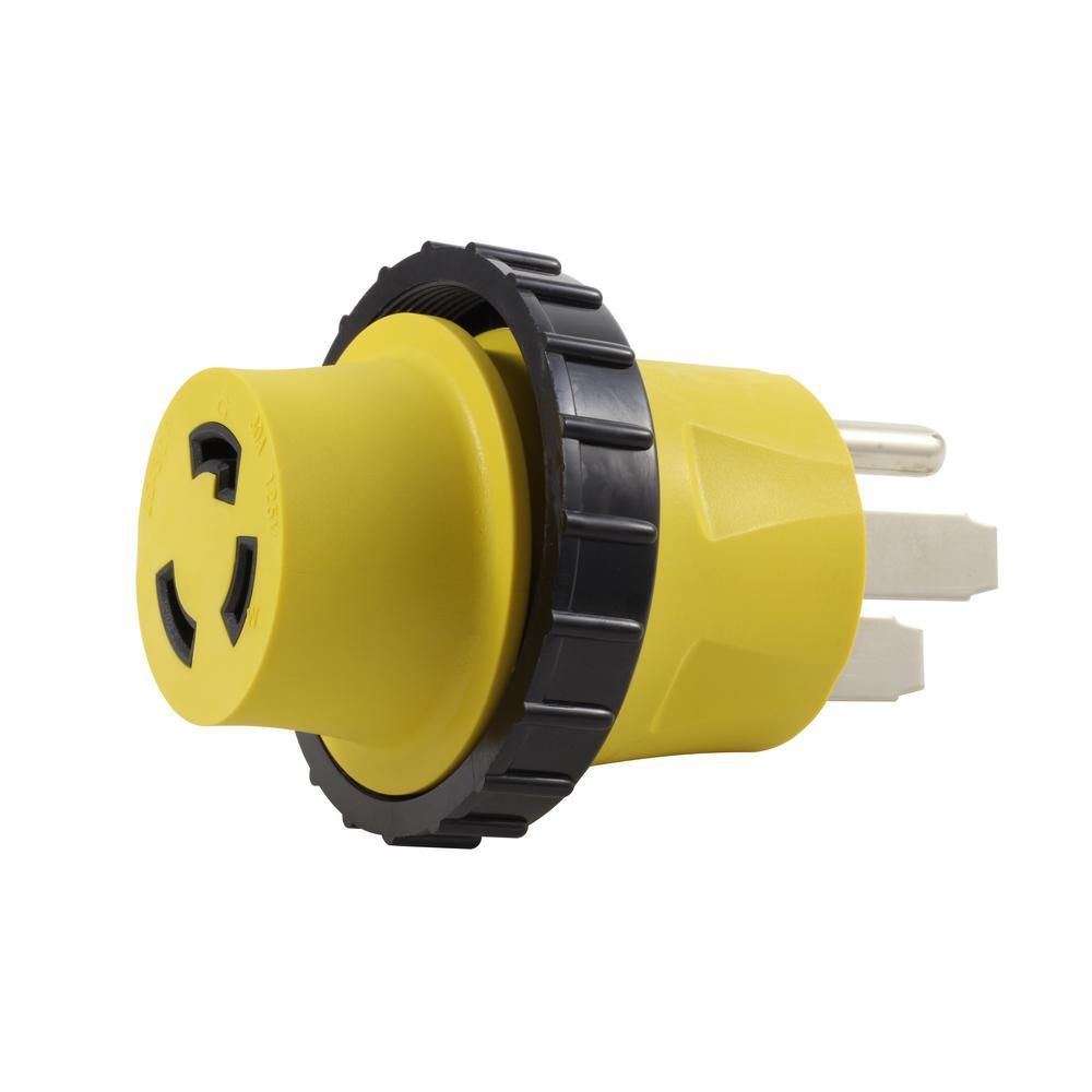 50 Amp Generator Plug Wiring