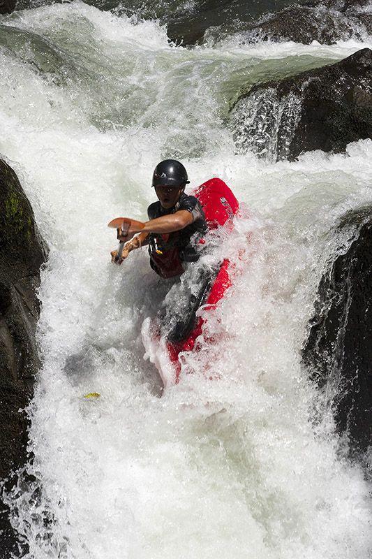 Whitewater Kayaking in Jaco, Costa Rica