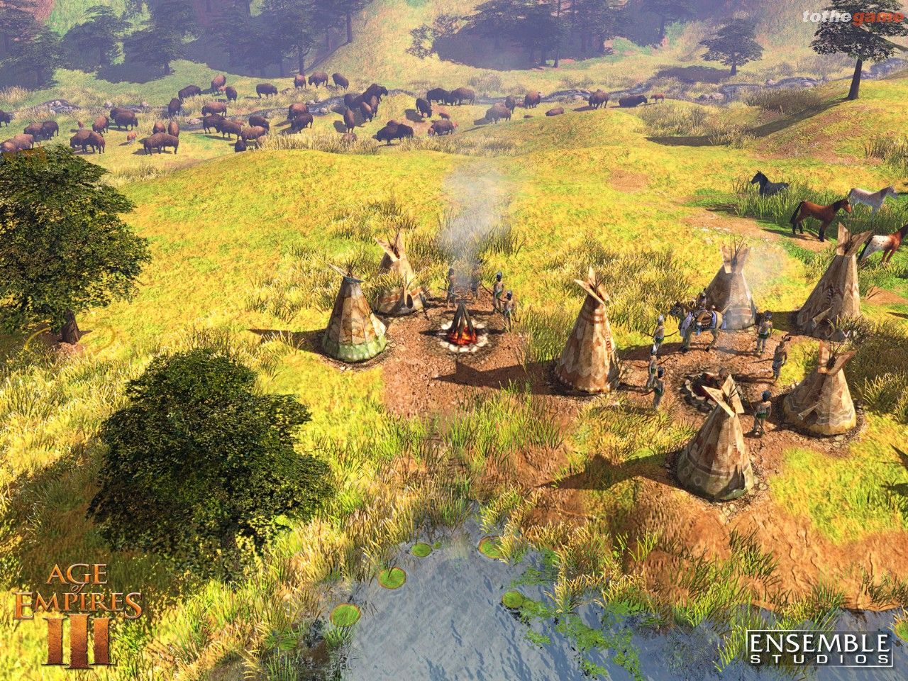 Screenshot Of Age Of Empires Iii Age Of Discovery Pc Age Of