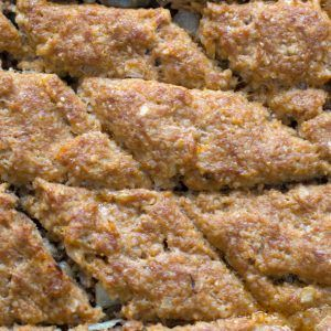 Syrian baked lamb kibbeh or kibbeh bil sanieh recipe lambs recipes forumfinder Image collections