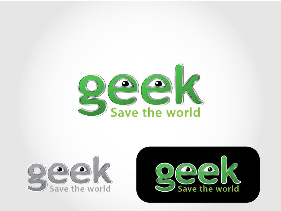 Help geek with a new logo by Roi Himan