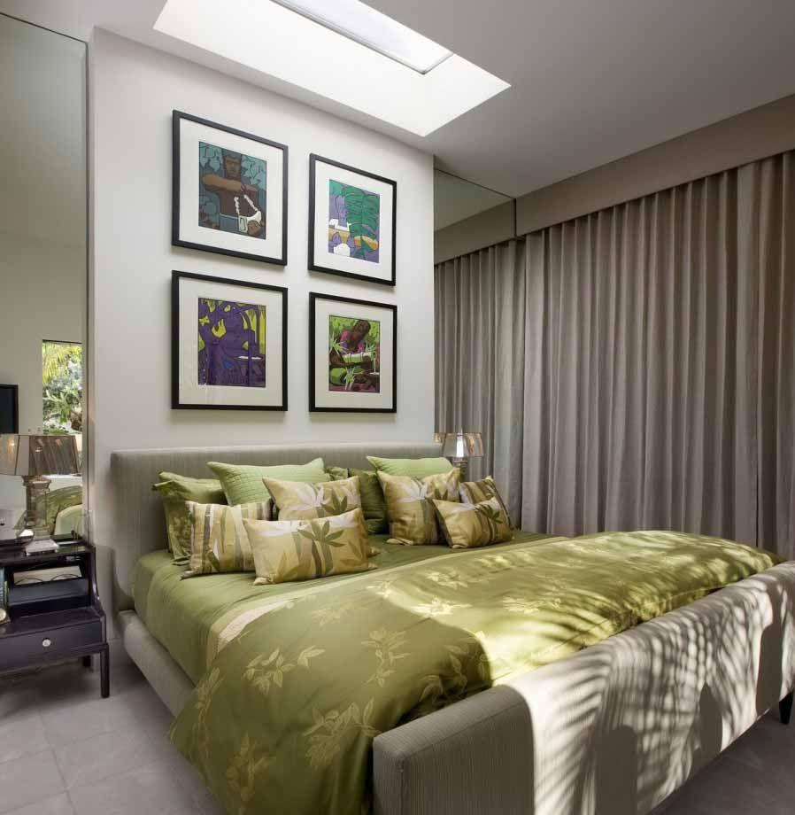 Interior Kamar Tidur Utama 3x3 Interior Rumah