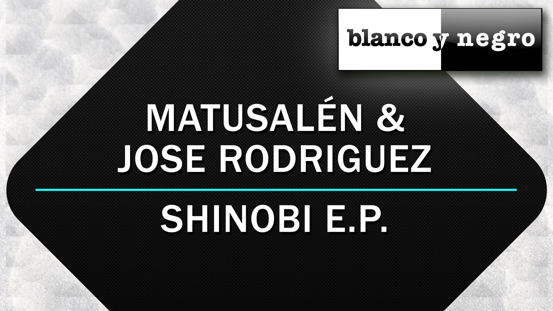 Matusalén & Jose Rodriguez -  Kunoichi (Offcial Audio)