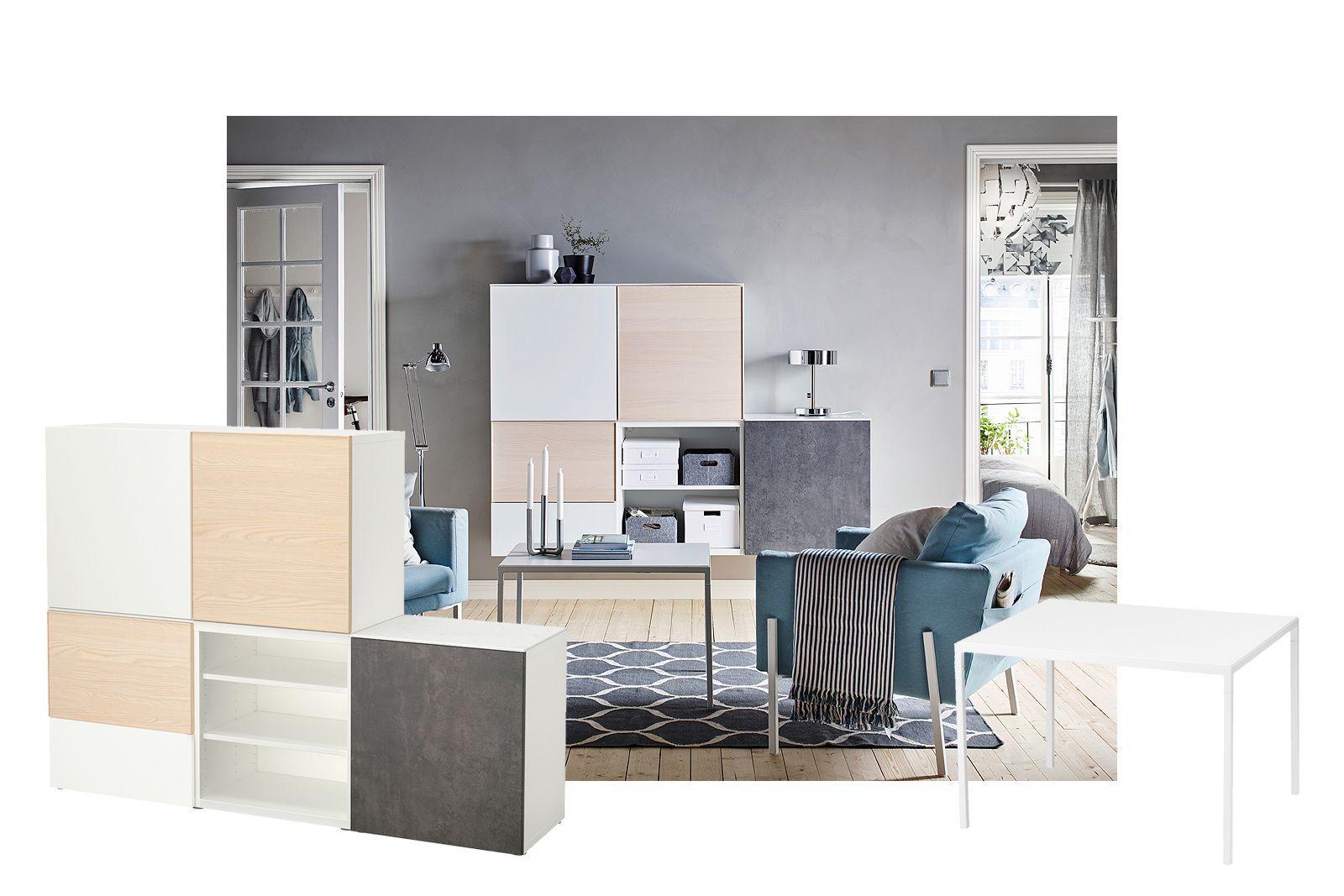 Ante Credenza Ikea : Novedades del catálogo de ikea para renovar tu salÓn un salón