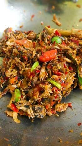 Resep Ikan Tongkol Suwir : resep, tongkol, suwir, Resep, Tongkol, Suwir, Simple, WhaWha, Stroberry, Hitam, Masakan,, Makanan, Pedas