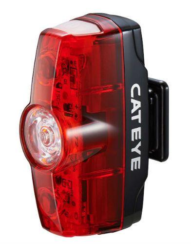 Cateye Rapid Mini Tail Light Heartratemonitorsusa Com Bicycle