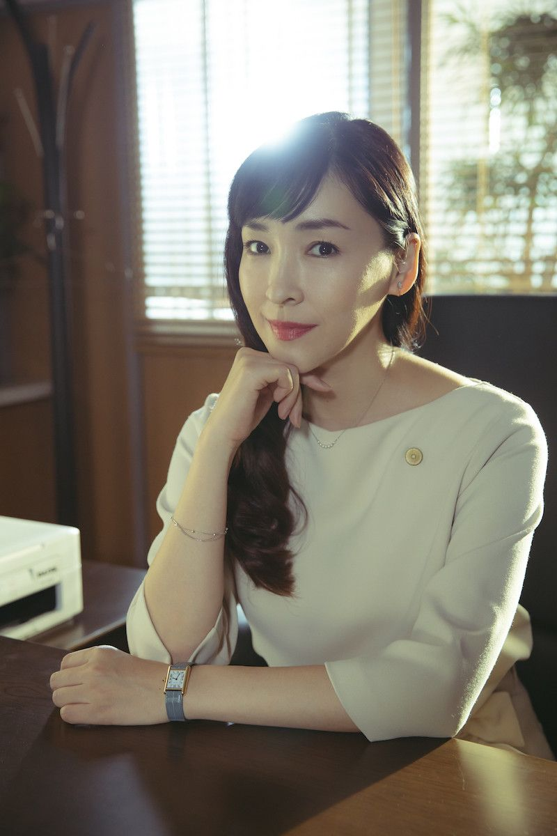 Kumiko Aso Kumiko Aso new pictures