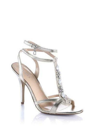 ZapatosZapatos GuessZapaticos Plateada De Fiesta Sandalia f6yYIb7gvm