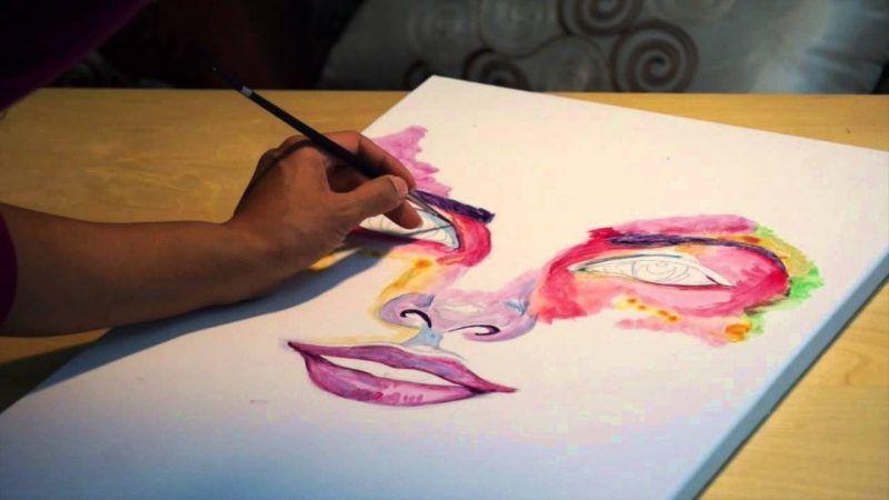 Insirationen In Acryl Kreative Bilder Selber Malen Acrylbilderselber Vorlagen Fabelhaft Club Acrylmalere Bilder Selber Malen Selber Malen Kreative Bilder