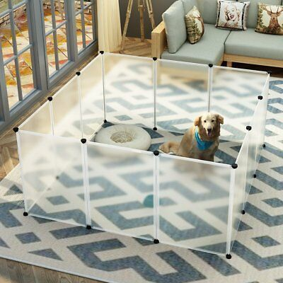 Newest Pics Large Dog Pet Playpen Indoor Outdoor Exercise Pen Play Yard Cage Fen... ,  #Cage #Dog #dogkennelindoorcrates #Exercise #Fen #Indoor #Large #Newest #Outdoor #pen #Pet #Pics #play #Playpen #Yard