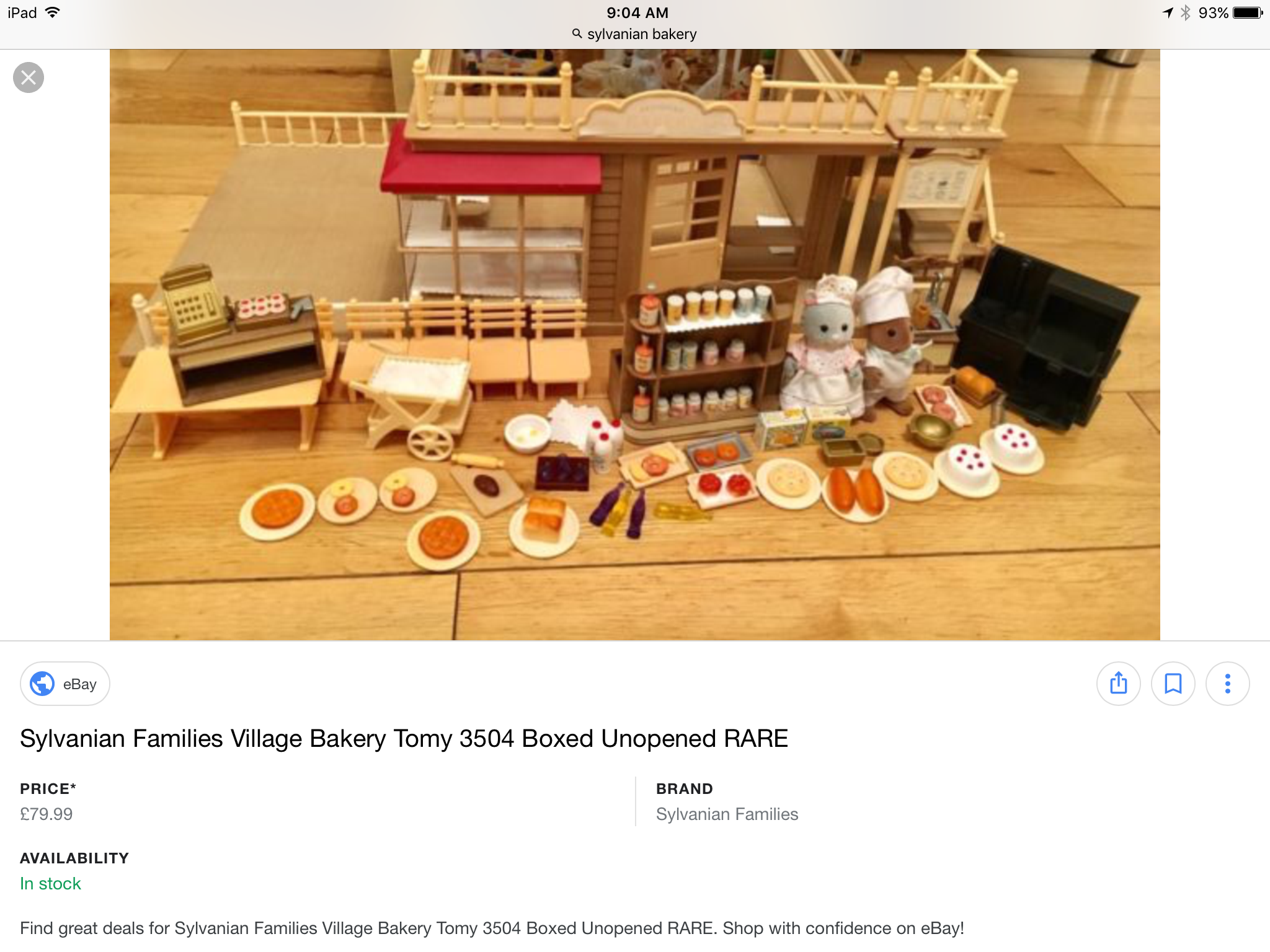 Pin by L on Calico Critters Wooden toys, Toys, Tomy