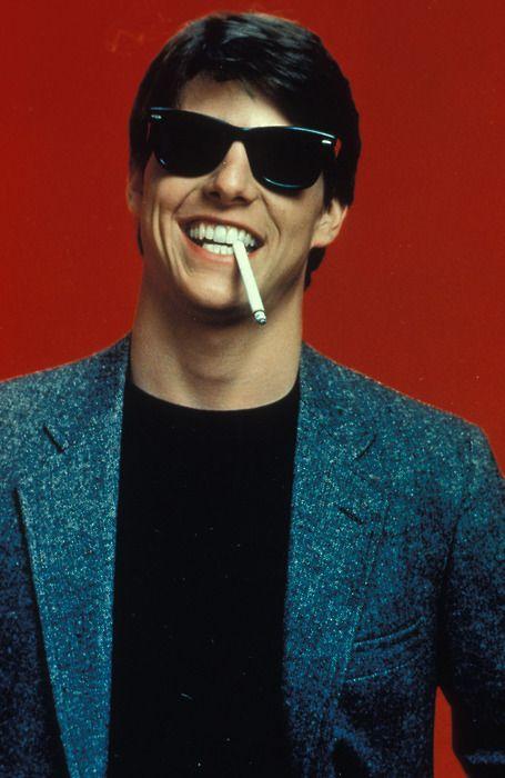 tom cruise smoking golden