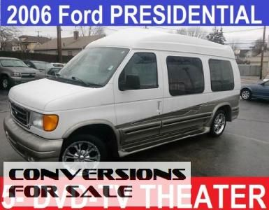 2006 Ford E150 Southern Comfort Conversion Van With Images