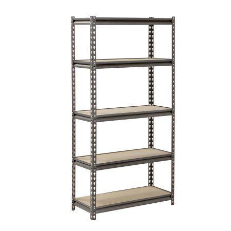 Home Improvement Steel Shelving Steel Storage Rack Metal Shelving Units