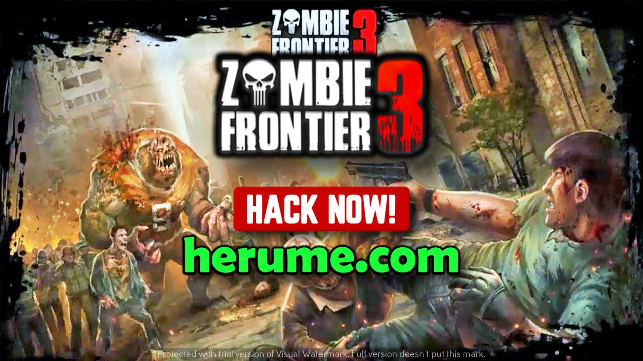 Pin On Zombie Frontier 3