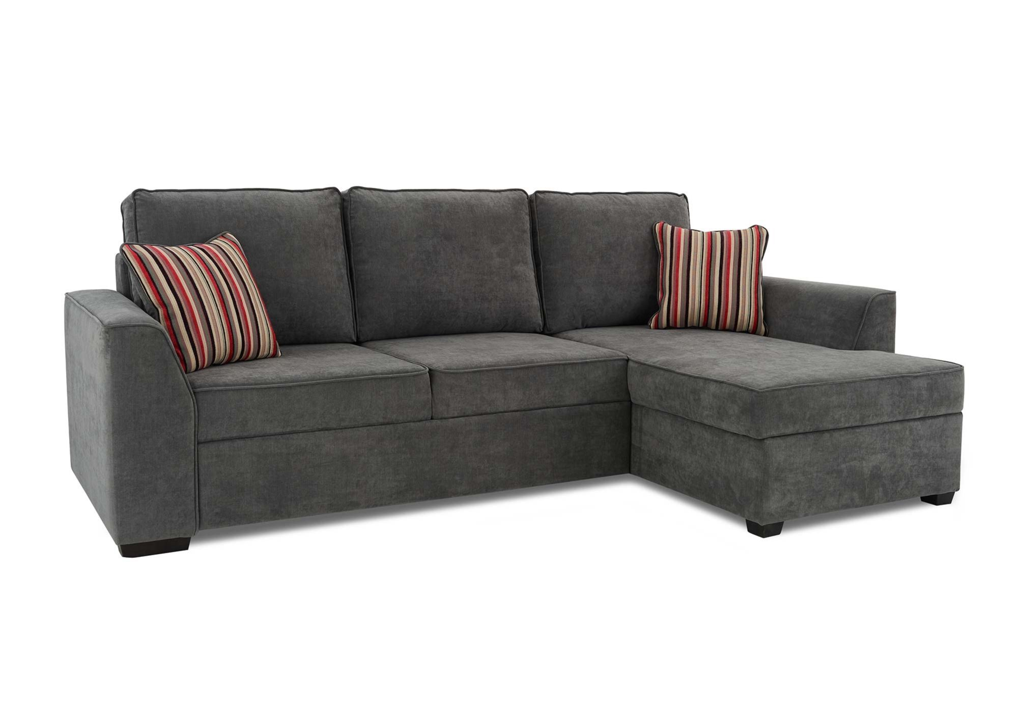 This contemporary chaise end sofa bed is a stylish sofa by day a brilliant bed by night and a spacious storage solution all of the time.  sc 1 st  Pinterest : chaise end sofa bed - Sectionals, Sofas & Couches