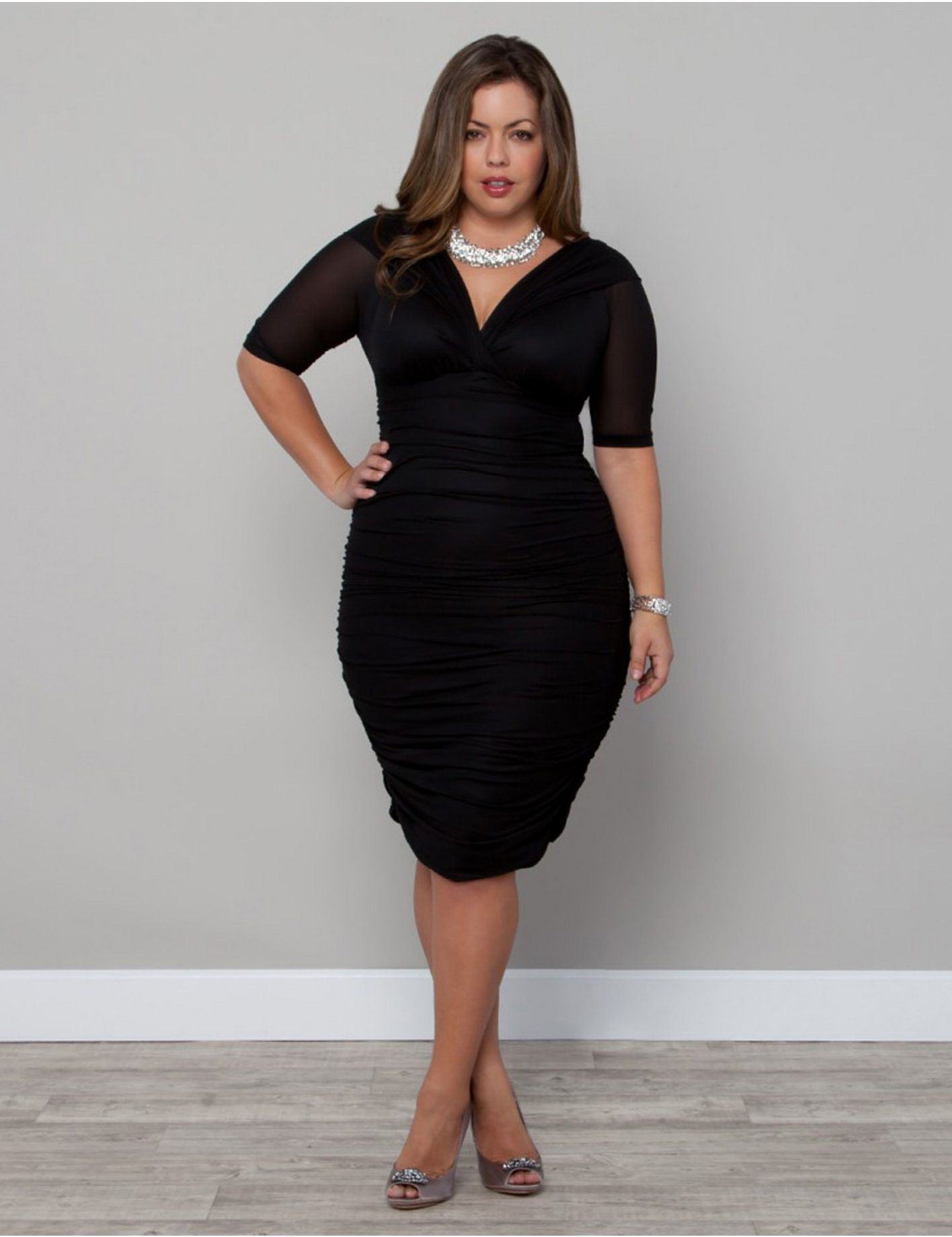 Plus Size Special Occasion Cocktail Party Dresses Lane Bryant My Style Pinterest