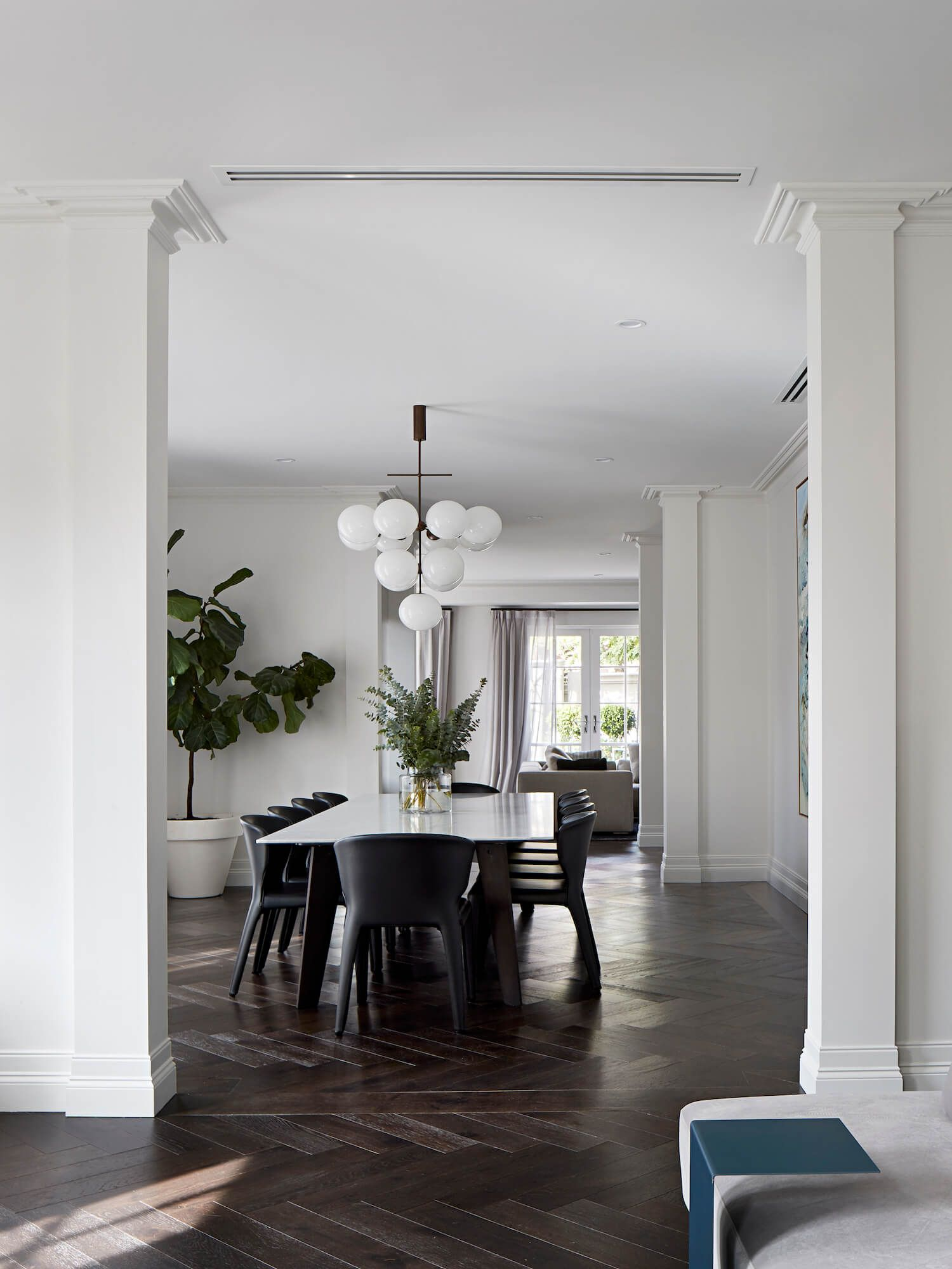 Photo of Toorak Home by Lauren Tarrant Design | Australian Interiors | est living