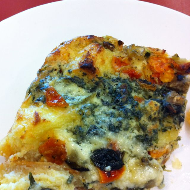 Spinach Artichoke Quiche From Starbucks Pair This With A Caramel Macchiato You Are Good To Go Spinach And Artichoke Quiche Recipe Breakfast Recipes Food