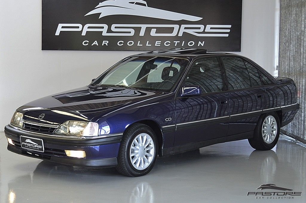 dd79634447e GM Omega CD 4.1 1997 . Pastore Car Collection GM Omega CD 4.1 1996 1997