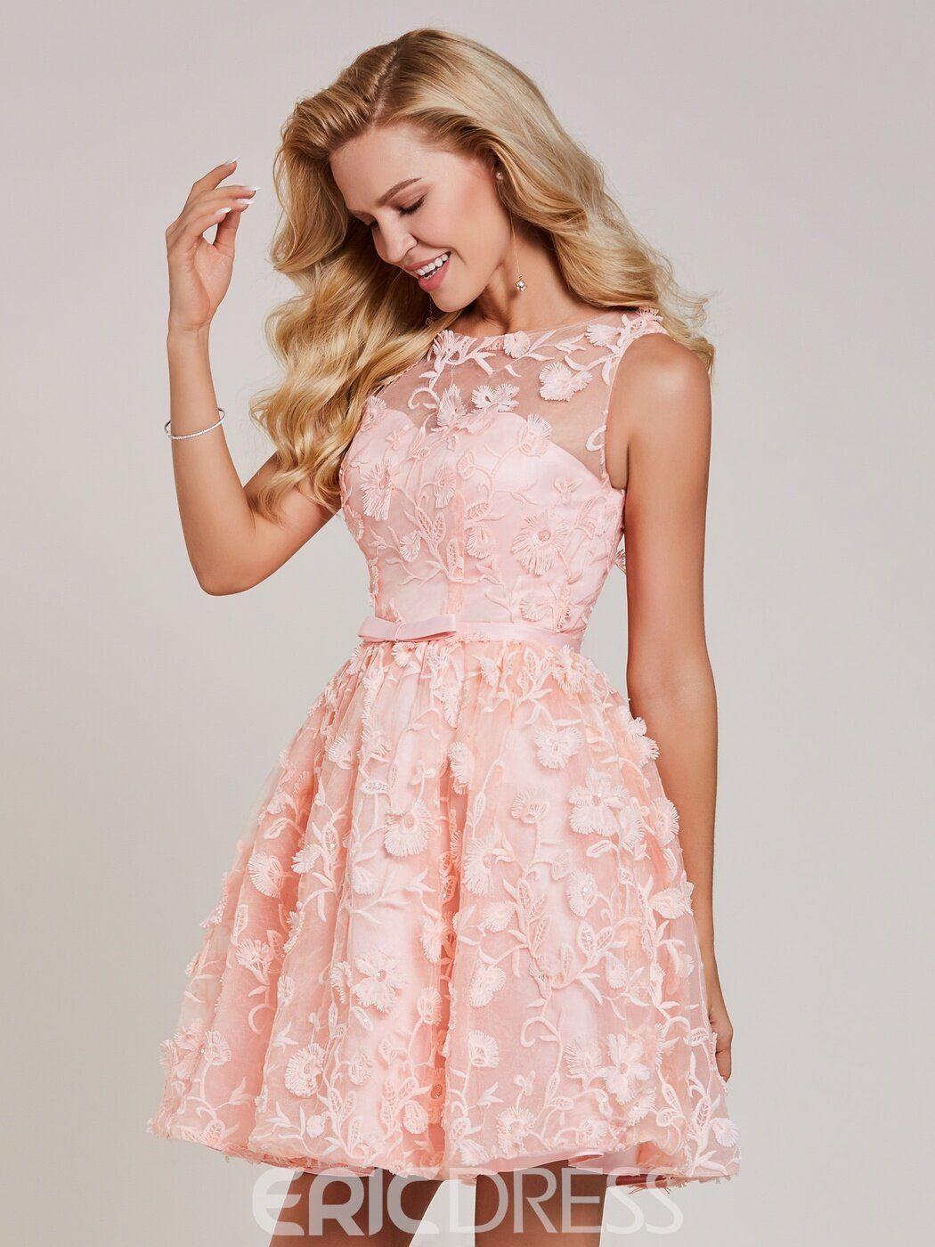 addeb5aa66b 100 фото новинок: Розовое платье - модные тенденции, тренды, фасоны,  сочетания.