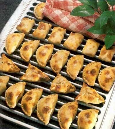 Kazakhstan Food Samsa Recipe