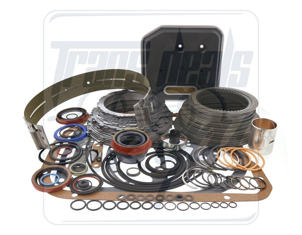 Chrysler Car Manual Transmission Rebuild Kits Manual