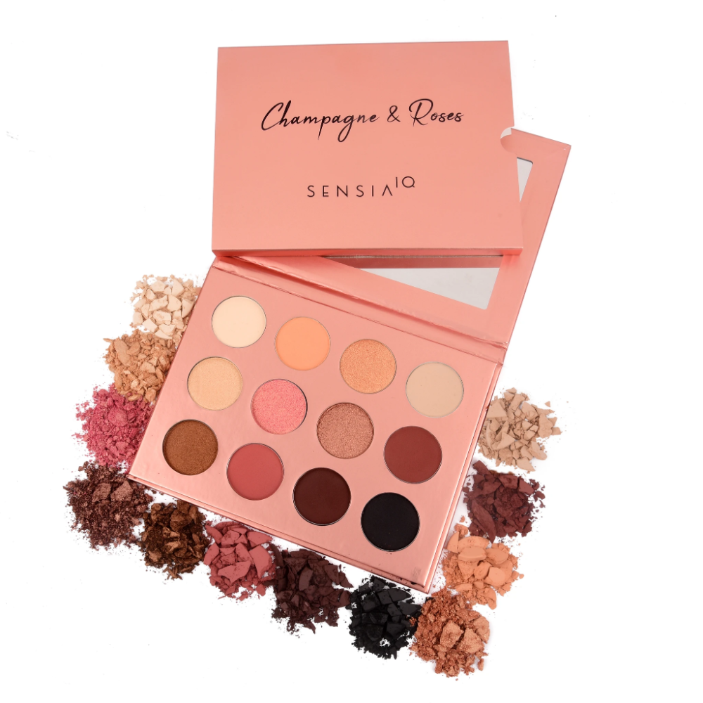 Champagne & Roses | Eyeshadow Palette