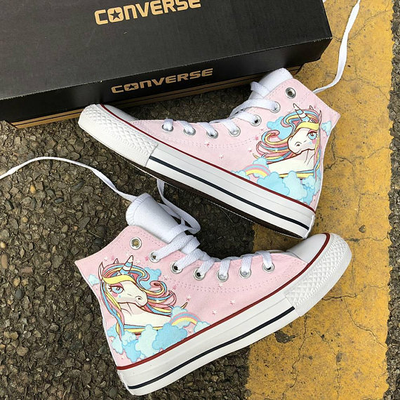 converse all star licorne