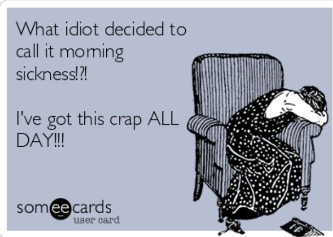 693714ab6173a4521fd721266ee1b856 morning sickness quotes pinterest pregnancy, babies and funny