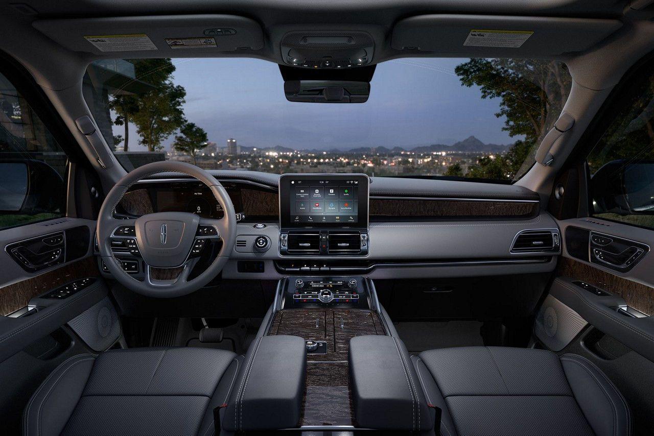 2018 Lincoln Navigator Interior Cars Lincoln Navigator Cars