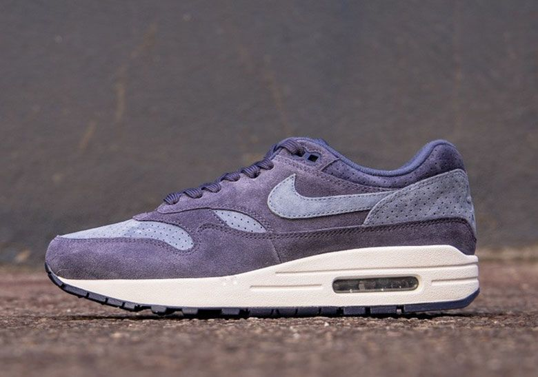 The Nike Air Max 1 Premium Indigo Perf Has Arrived